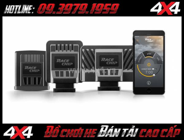 Chuyên RaceChip Tăng công suất độ chất nhất dành cho xe bán tải