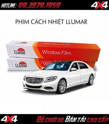 Picture Dán phim cách nhiệt LLUMAR cho xe hơi 4 chỗ ngồi ở Tp Hồ Chí Minh