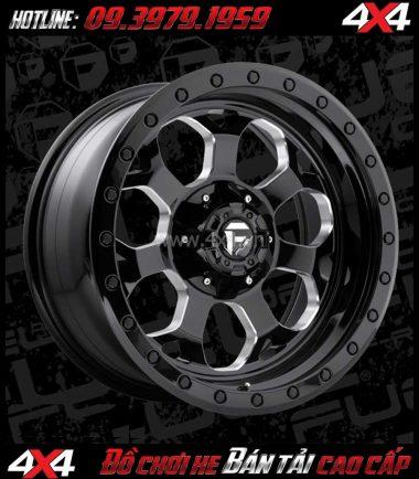 Photo: Mâm xe hơi thể thao: Mâm Fuel One Piece Savage D563 cho xe 4 bánh xe off-road