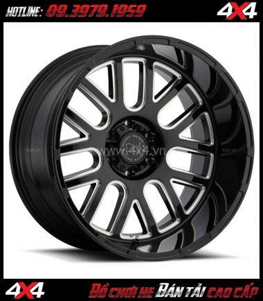 Photo Mâm xe ô tô thể thao Black Rhino Pismo 18x9.5 ET-18 chất lượng giá gốc