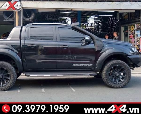 Giá bán ống thở dành cho xe Ford Ranger 2020 hàng nhập Thailand