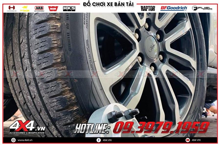Chuyên bán các sản phẩm Độ Đệm đôn bánh 4 x 4 ford ranger cực bền và đẹp