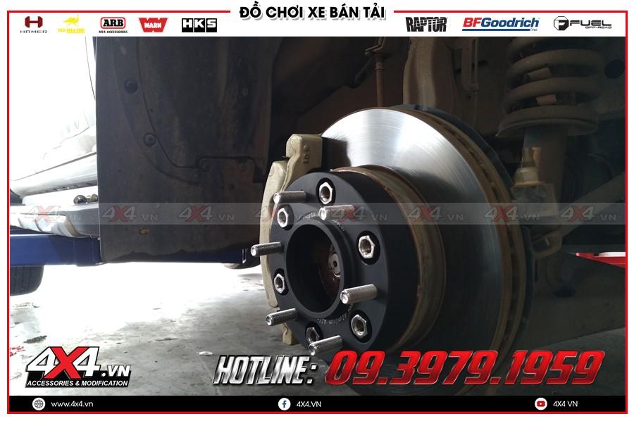 Chuyên phân phối các sản phẩm Độ Wheel Spacers Xe bán tải cực bền đẹp