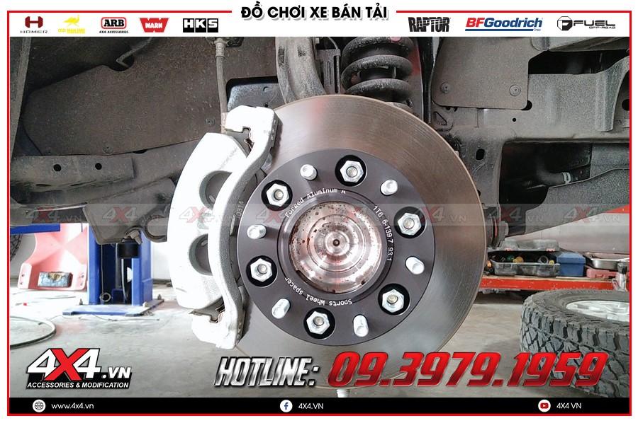 Mua Độ Wheel Spacer nissan navara w ở quận Quận Phú Nhuận