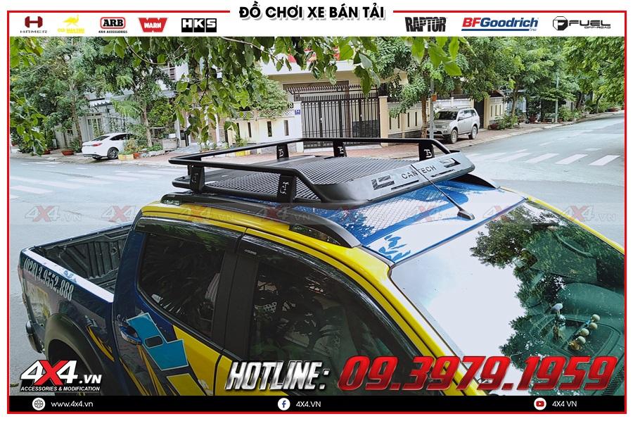Báo giá baga mui dành cho xe Chevrolet Colorado 2020 nhập khẩu Thái Lan