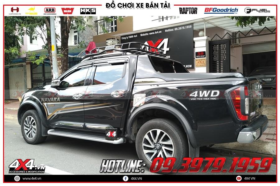 Tìm mua baga mui dành cho xe bán tải Hilux Triton BT50 Navara Dmax Ford Ranger Colorado ở địa chỉ nào