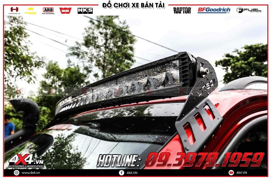 Chuyên Đèn led bar trợ sáng đỉnh nhất dành cho Mitsubishi Triton bán tải