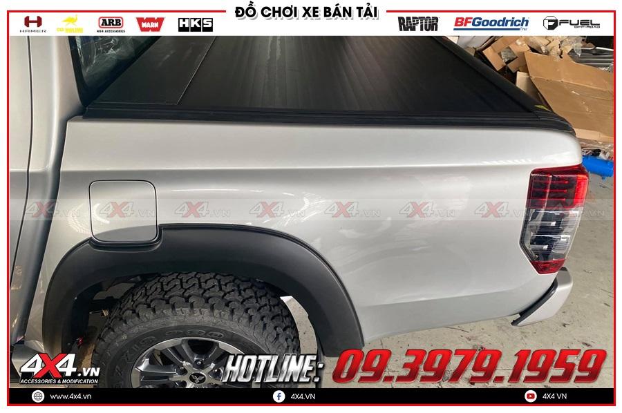 Sử dụng nắp thùng Bestwyll cho xe Chevrolet Colorado có đáng tiền? Phí tổn là bao nhiêu?