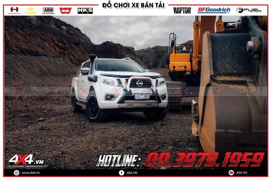 Báo giá ống thở dành cho xe Nissan Navara 2020 hàng nhập Thailand
