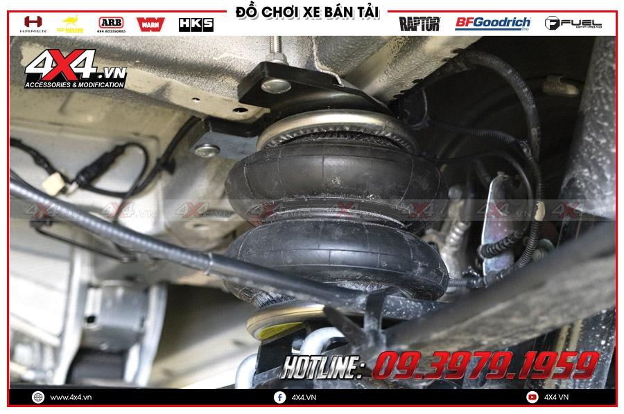 Airbag bầu hơi bền và chất lượng dành cho bán tải