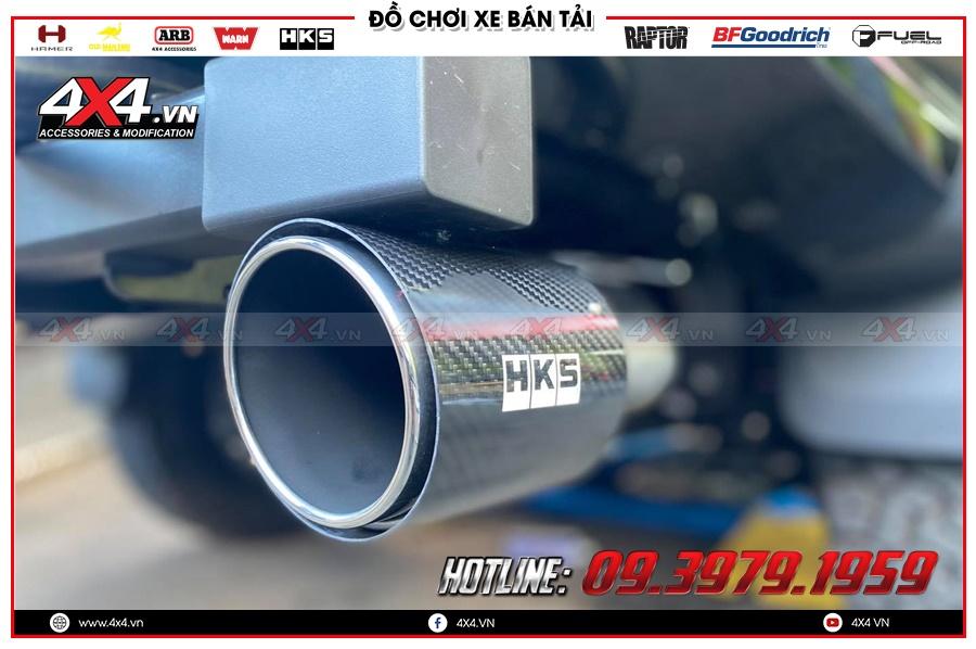 Chuyên Pô độ xe Toyota Hilux chất nhất các dòng tại TP.HCM